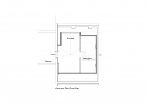 GARAGE STEAM ROOM PLAN