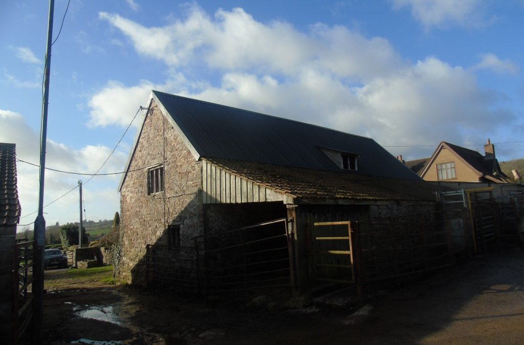 3 Barn Conversions near Chepstow