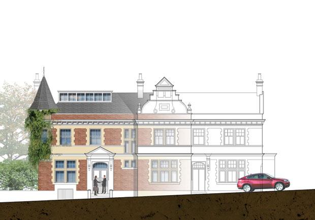 Public House Conversion