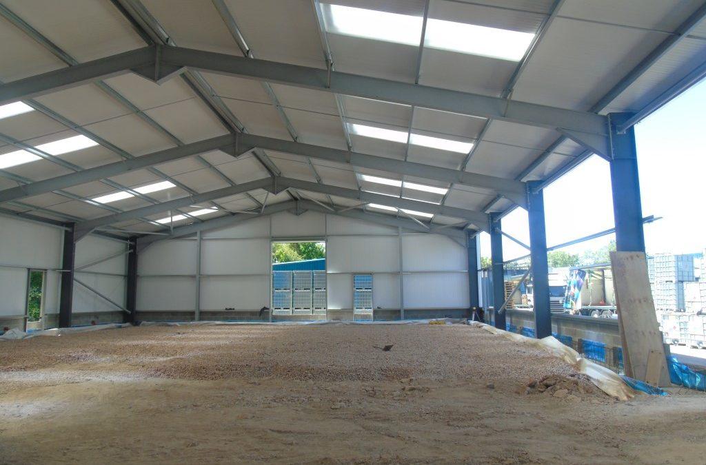 Barretine Group New Unit – Warmley