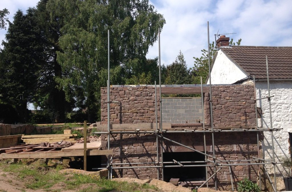 Extension to Dwelling – St Briavels GL15
